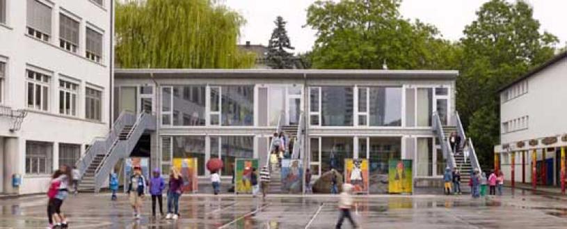 Ecole de la Vignettaz (Fribourg, FR)